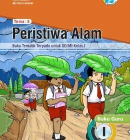 Buku Guru SD kelas 1. Tokobukuprestasi.com